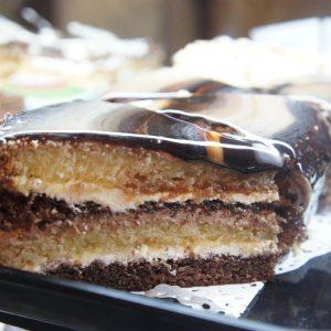 торт День и Ночь алматы