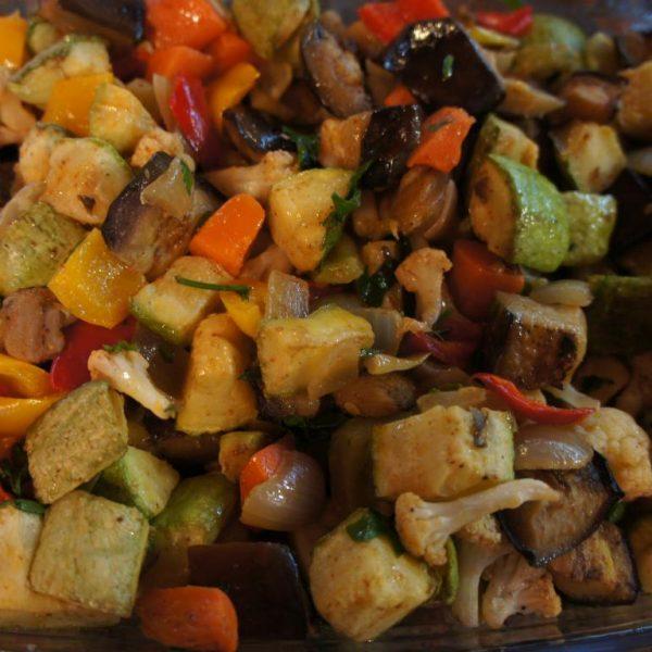 Овощи гриль Алматы