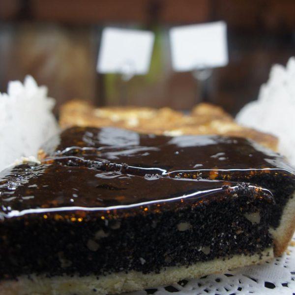 Пирог маковый алматы