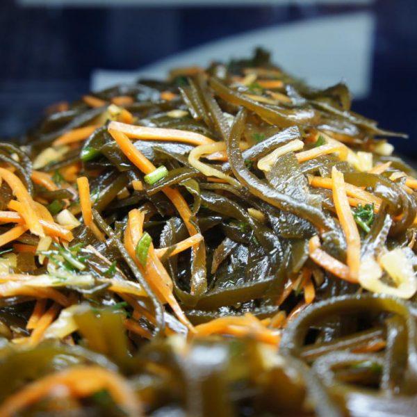 салат Морская капуста алматы