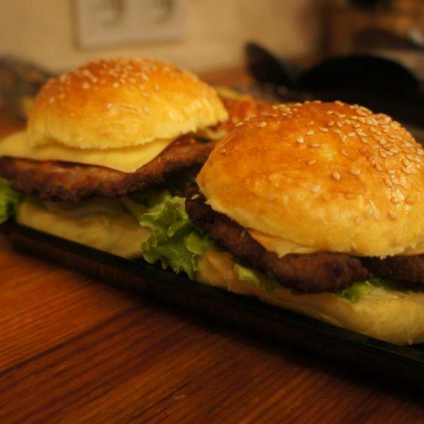 Гамбургер Алматы