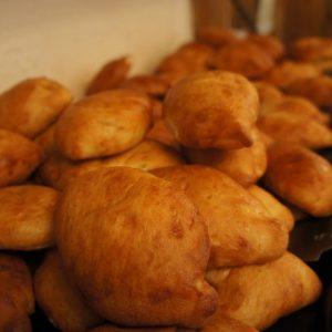 Пирожки печеные алматы